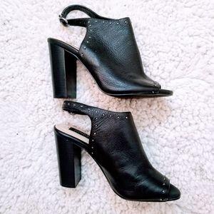 Jones New York -Ankle Strap Block Heel Sandal
